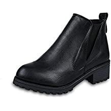 Longra Stivali inverno delle nuove donne della caviglia