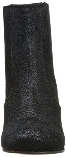 Elle Marais, Boots femme Noir (Noir Brillant)