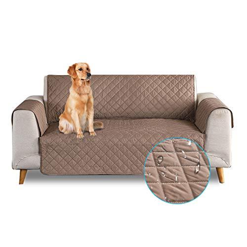 PETCUTE Funda de sofá 2 plazas Cubre Sofas Impermeable Protector de sofá...