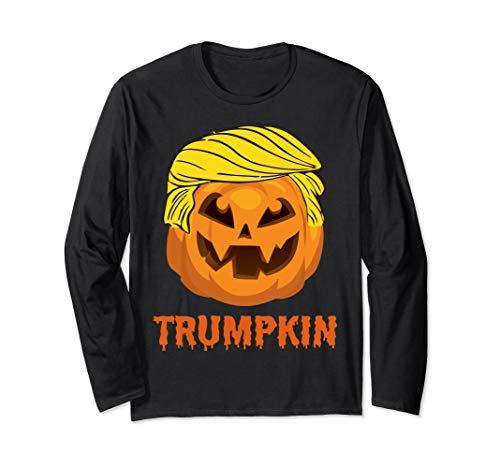 Trumpkin Lustig Halloween Trumpf Kostüm - Trumpkin Kostüm