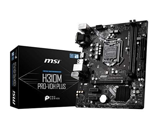 MSI H310M PRO-VDH Plus Mainboard (Intel-basierte Motherboards)