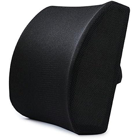 UltraGood Cuscino Memory Foam posteriore Cuscino lombare di supporto per