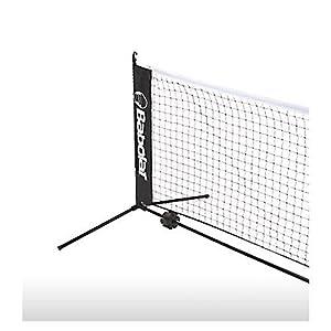 Babolat Mini Tennisnetz, Weiß, Einheitsgröße