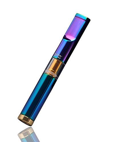 CaLeQi Bunte Saubere Art Multi-Filterung Zigaretten-Rauch-Filter Reinigen Wiederverwendbare Tabak Zigaretten-Tar-Asche Filterhalter für Männer zu 0,8 mm und Frau 0,6 mm Base Verwendet.