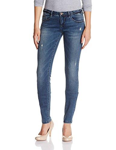 ONLY Damen Skinny Jeanshose Onlcoral Sl Sk Dnm Jeans Bj5001 - 3 Noos, Gr. W29/L34 (Herstellergröße: 29), Blau (Medium Blue Denim)