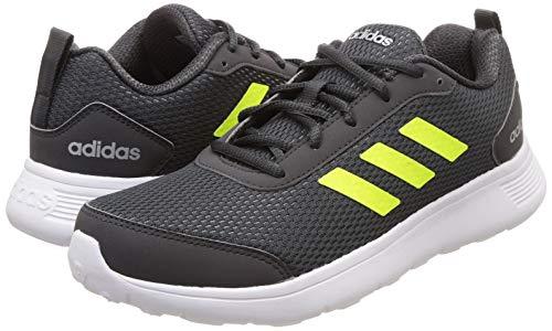 Adidas Men's Drogo M Carbon/VISGRE/BORANG Running Shoes-7 UK/India (40 EU) (CL7630_7)
