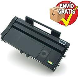 ENTREGA GRATIS 24/48h - RICOH TONER AFICIO SP100SF/SP100SU/SP112SF/SP112SU/SP 100 Series/SP 112 Series 1.200 Paginas al 5% de cobertura Negro Compatible Ref. 407166 ALTA CALIDAD