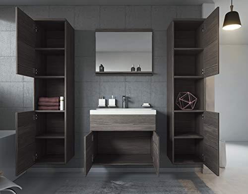 Badezimmer Badmöbel Set Montreal XL 60 Bild 2*