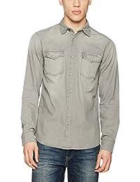 JACK & JONES VINTAGE Herren Freizeithemd Jjvsheridan Shirt L/S Western NOOS