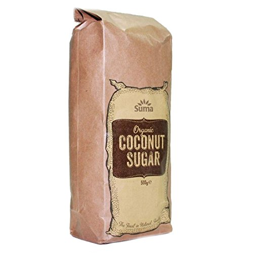 Preisvergleich Produktbild Suma Prepacks - Organic   Coconut Palm Sugar, Organic   6 x 500G