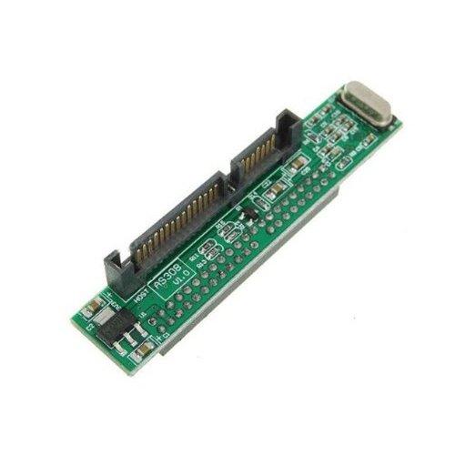 SODIAL(R) Adaptador SATA 44-Pin IDE Hembra a 22 Pin Macho