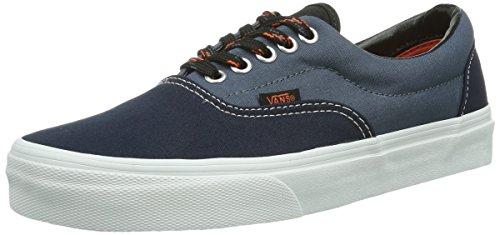 Vans U ERA Unisex-Erwachsene Sneakers Blau ((Tritone) TotlE / DQ1)