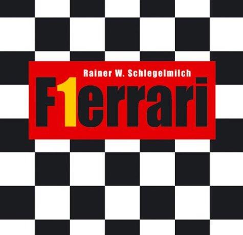 FERRARI FORMULA 1 (E/D) GEB (Articles Sans C) por SCHLEGELMILCH