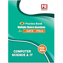 Practice Book for GATE & PSUs: Computer Science & IT (2650 MCQs)