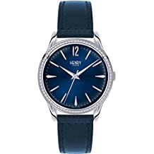 Unisex Henry London Knightsbridge Watch HL39-SS-0033 (Renewed)