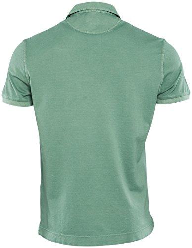 Orian Abruzzo Poloshirt slim fit Grün