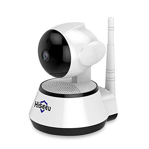 DZSF HD 1080P IP Kamera WiFi Wireless Home Security Cam Audio Nachtsicht CCTV Videoüberwachung Automatische Überwachung (Wireless Ip-kamera Außerhalb)