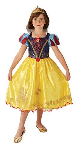 Rubie 's Offizielles Disney Princess Schnee weiß Kinder Deluxe Kostüm