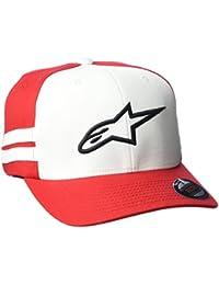 Alpinestars Men's Sideline Men's Logo Flexfit Hat Flex Back Baseball Cap