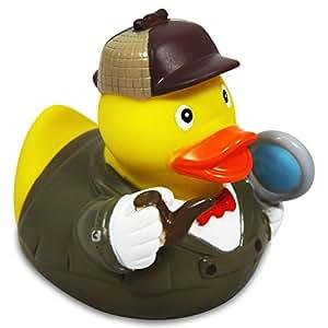 Rubber Duck Sherlock Holmes