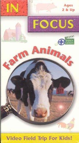 Preisvergleich Produktbild In Focus Farm Animals [VHS]