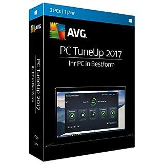 AVG PC TuneUp 2017 – 3PC