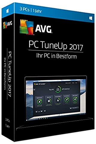 AVG PC TuneUp 2017 –