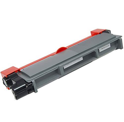 Nanologic Compatibile TN2320 TN-2320 TN2310 Cartuccia del Toner per Brother DCP-L2500D DCP-L2520DW DCP-L2540DN DCP-L2560 DW HL-L2300D HL-L2365DW MFC-L2700DN MFC-L2720DW HL-L2340DW HL-L2360DN, 1 Nero