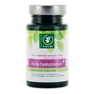 Acide hyaluronique - 60 gélules - Beauté