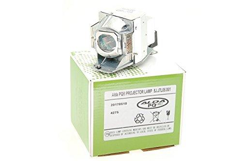 Alda PQ-Premium, Beamerlampe / Ersatzlampe kompatibel mit 5J.J7L05.001 für BENQ HT1075, HT1085ST, W1070, W1080ST, HT1075, HT1085ST, W1070, W1080ST Projektoren, Lampe mit Gehäuse
