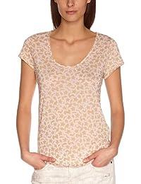 Freesoul Women Shirt-blouse Asymmetric 1/2 Sleeve T-Shirt