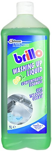 Brillo 417550 Concentrated Washing Up Liquid 1 L