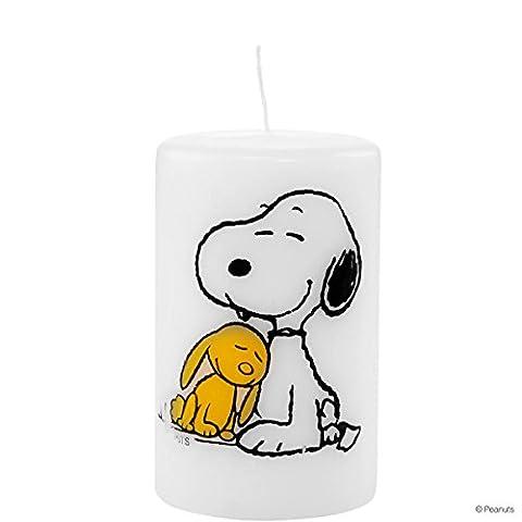BUTLERS PEANUTS Kerze Easter Beagle- Snoopy - Ø 7 cm - 12 cm