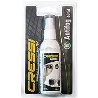 Cressi Premium Anti Fog - Antivaho Spray para Máscara de Buceo/Gafas de Natación, 60 ml