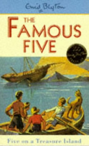 Five on a Treasure Island: Book 1