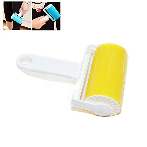SZCSY Doppelseitige Wollmantel-Staub-Bürsten-Haarentfernung Geräte gelegentliche Anlieferung der Farbe
