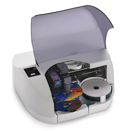 PRIMERA Bravo SE AutoPrinter Térmica directa 4800 x 4800DPI - Impresora de etiquetas (Térmica directa, 4800 x 4800 DPI, USB 2.0, Beige, Windows XP/2000/Vista, Mac OS 10.2)