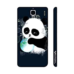 Xiaomi Red Mi 1s Baby Panda designer mobile hard shell case by Enthopia