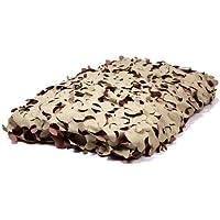 10Ftx10Ft Desierto Camuflaje, diseño de camuflaje ignífuga neta