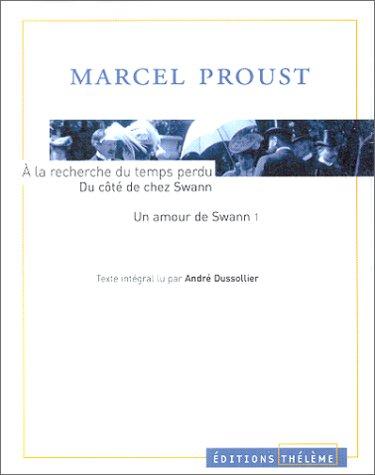 Un amour de Swann, tome 1 (coffret 2 cassettes) par Marcel Proust