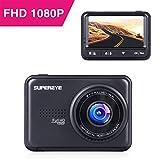 SuperEye Dashcam Auto Dash Camera Auto Autokamera Mit Bewegungserkennun G-Sensor Nachtsicht Full HD
