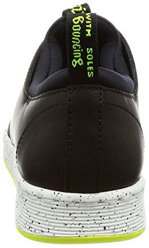 Dr. Martens Herren Solaris Cdr Black Temperley+Cordura Sneaker Schwarz (Black)