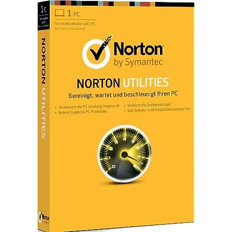 Symantec Norton Utilities 16.0 - Utilidades generales (Completo, DEU, Intel Pentium 233MHz, Microsoft Windows XP SP3 (32-bit), Microsoft Windows Vista (32/64-bit), Microsoft Windows 7, Microso,