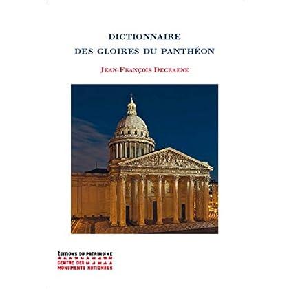 Dictionnaire des gloires du Panthéon