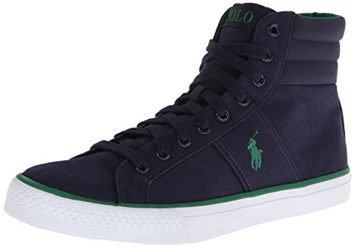Polo Ralph Lauren Bawtry Fashion Sneaker Newport Navy