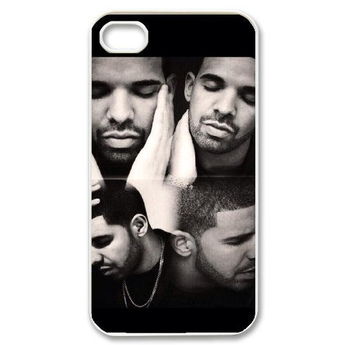 LP-LG Phone Case Of Drake For Iphone 4/4s [Pattern-6] Pattern-4