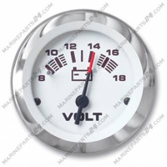 Unbekannt Teleflex Lido Pro Voltmeter 8-18 24 Volt - Teleflex Voltmeter