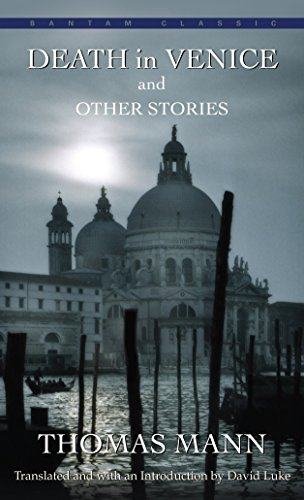 Death in Venice and Other Stories by Thomas Mann Cover Image