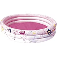 Bestway Disney Princess Three Ring Paddling Pool - Pink