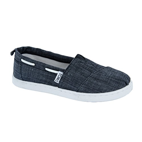 Kids Tiny Bimini - Chambray black-cham